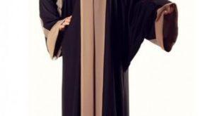 صورة عبايات سعودية , احدث تصميم للعباءة السعودية