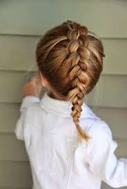 صورة تسريحات بسيطة للشعر , احدث تسريحة شعر صباحية