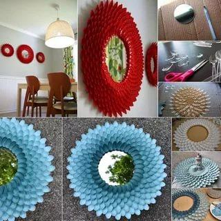 صورة اعمال منزلية , اجمل الاعمال والتجارب الفنية المنزلية