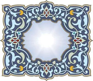 بالصور زخارف اسلامية , اجمل النقوشات الاسلامية الجذابة 2715 3