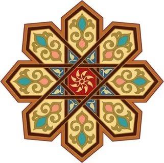 بالصور زخارف اسلامية , اجمل النقوشات الاسلامية الجذابة 2715 4