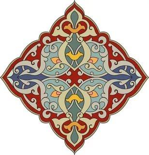 بالصور زخارف اسلامية , اجمل النقوشات الاسلامية الجذابة 2715 7
