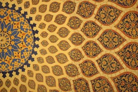 بالصور زخارف اسلامية , اجمل النقوشات الاسلامية الجذابة 2715 8