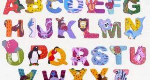 صور حروف اللغة الفرنسية , طريقة تعليم حروف اللغة الفرنسية