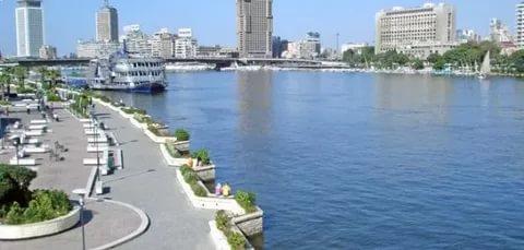 صورة تعبير عن نهر النيل , معلومات هامة عن الانهار