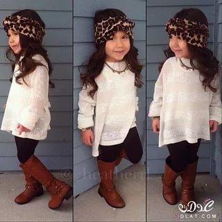 بالصور صور بنات انيقات , اجمل صورة لملابس بنت صغيرة 2827 4