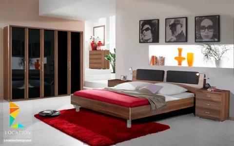 بالصور غرف نوم للعرسان 2019 , اجمل تصميمات غرف النوم للعرسان 2864 3