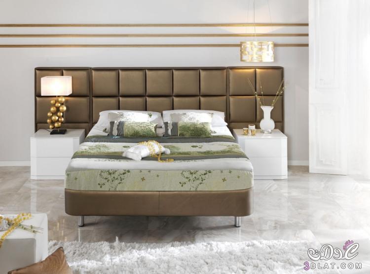 بالصور غرف نوم للعرسان 2019 , اجمل تصميمات غرف النوم للعرسان