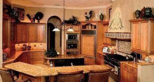 صوره ديكور المطبخ , احدث الديكورات العصرية للمطابخ