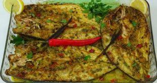 طريقة عمل السمك السنجارى , اسهل طريقة لذيذة لعمل السمك