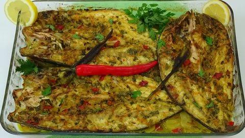 صور طريقة عمل السمك السنجارى , اسهل طريقة لذيذة لعمل السمك