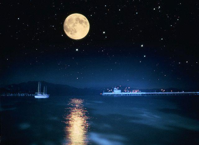 بالصور صور للقمر , احلى الصور لمراحل تكون القمر 2945 2
