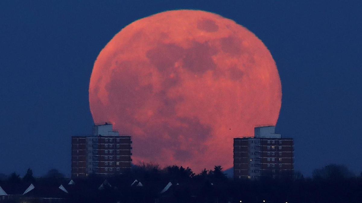 بالصور صور للقمر , احلى الصور لمراحل تكون القمر 2945 3