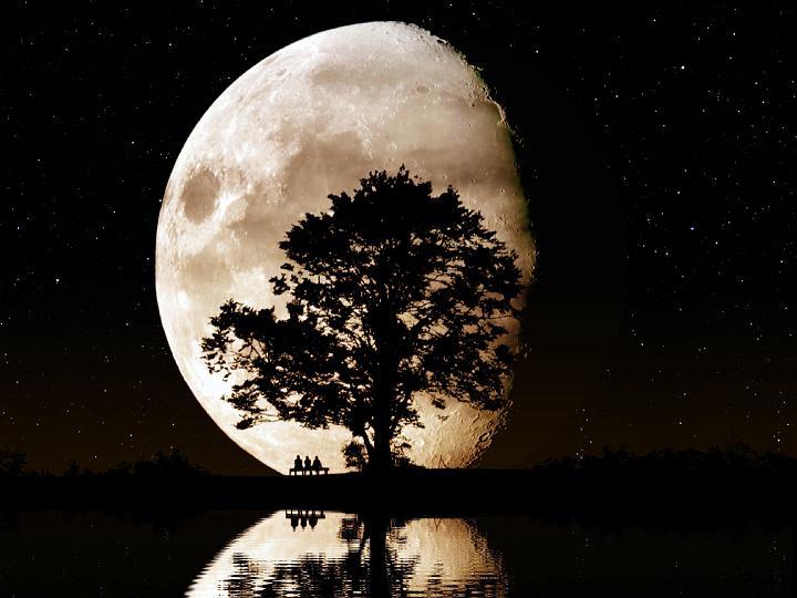 بالصور صور للقمر , احلى الصور لمراحل تكون القمر 2945 5