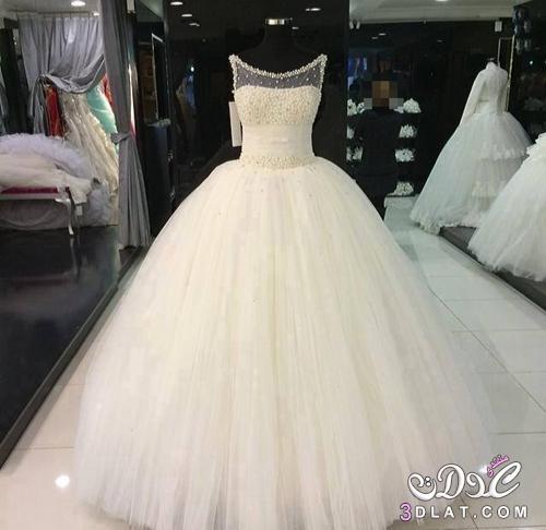 بالصور صور بدلات عرس , اجمل صور فستان الفرح للمحجبات 2971 4