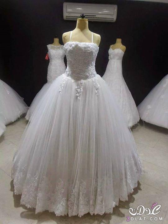 بالصور صور بدلات عرس , اجمل صور فستان الفرح للمحجبات 2971
