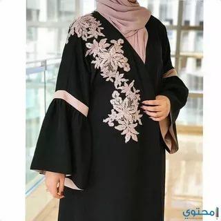 بالصور عباية سعودية , اجمل تصميمات العباءة السعودية 3016 5