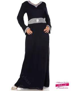 بالصور عباية سعودية , اجمل تصميمات العباءة السعودية 3016 9
