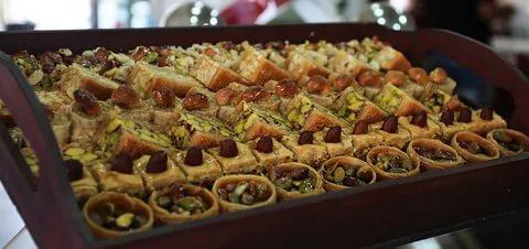 صورة حلويات عربية , اشهى الحلويات العربية وطرق صنعها