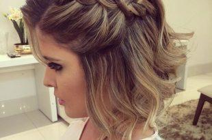صورة تسريحات شعر قصير , تسريحات شعر