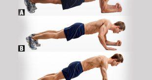 صورة تمرين العضلات , تمارين منزلية لتقوية العضلات