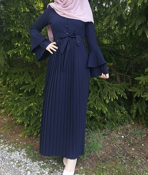 بالصور ملابس محجبات تركية , اجمل الملابس التركية 2019 3753 6