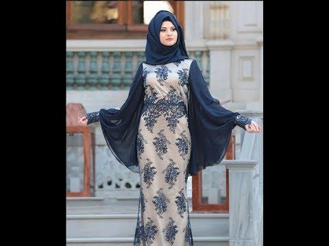 بالصور ملابس محجبات تركية , اجمل الملابس التركية 2019 3753 8