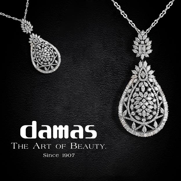 صور مجوهرات داماس , اجمل ما اطلقت داماس من مجوهرات