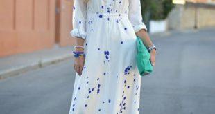 فساتين صيفية , صور احدث موديلات الفساتين الصيفية