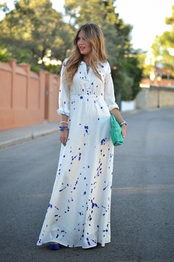 صورة فساتين صيفية , صور احدث موديلات الفساتين الصيفية