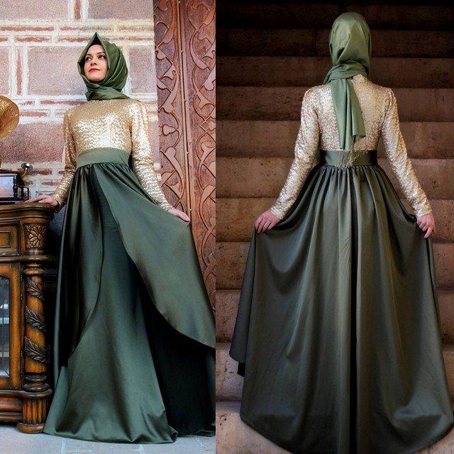 صورة فساتين تركية , احدث موديلات الفساتين التركية