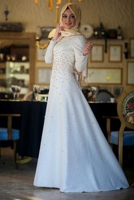 بالصور فساتين تركية , احدث موديلات الفساتين التركية 3814 2