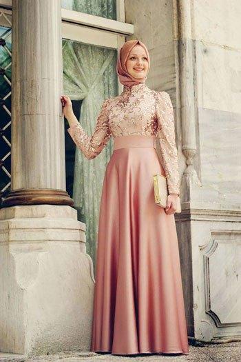 بالصور فساتين تركية , احدث موديلات الفساتين التركية 3814 6