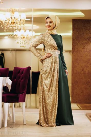بالصور فساتين تركية , احدث موديلات الفساتين التركية 3814 7