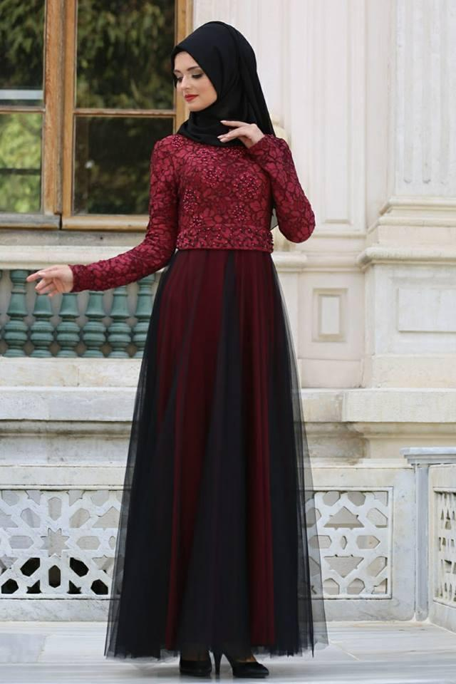 بالصور فساتين تركية , احدث موديلات الفساتين التركية