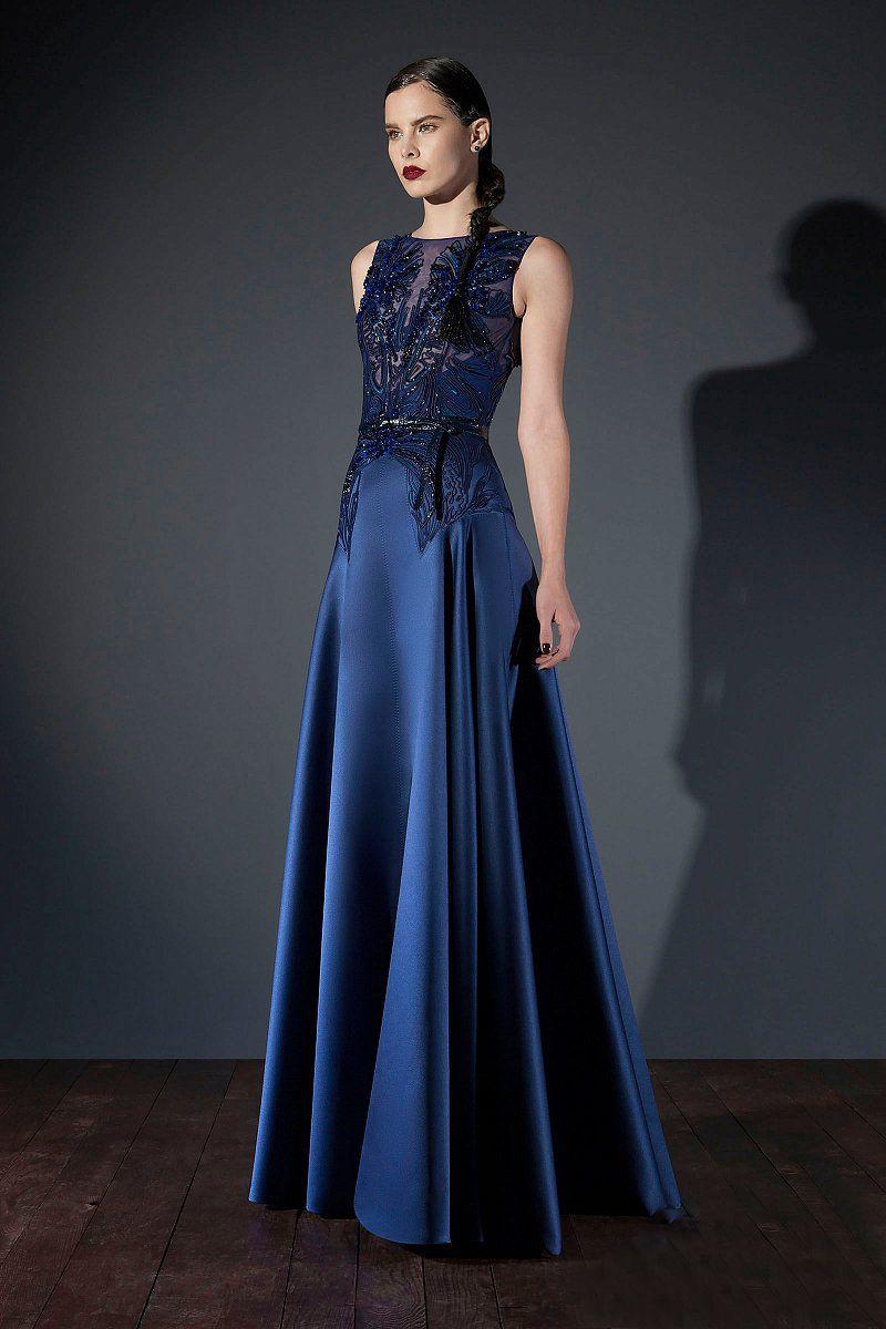 بالصور فساتين طويله فخمه , اجمل الفساتين الراقية 3898 4