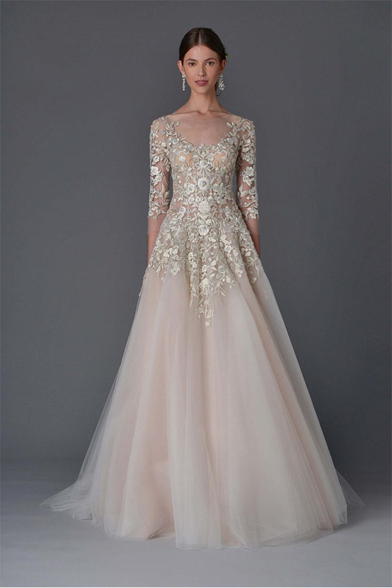 بالصور فساتين طويله فخمه , اجمل الفساتين الراقية 3898 6