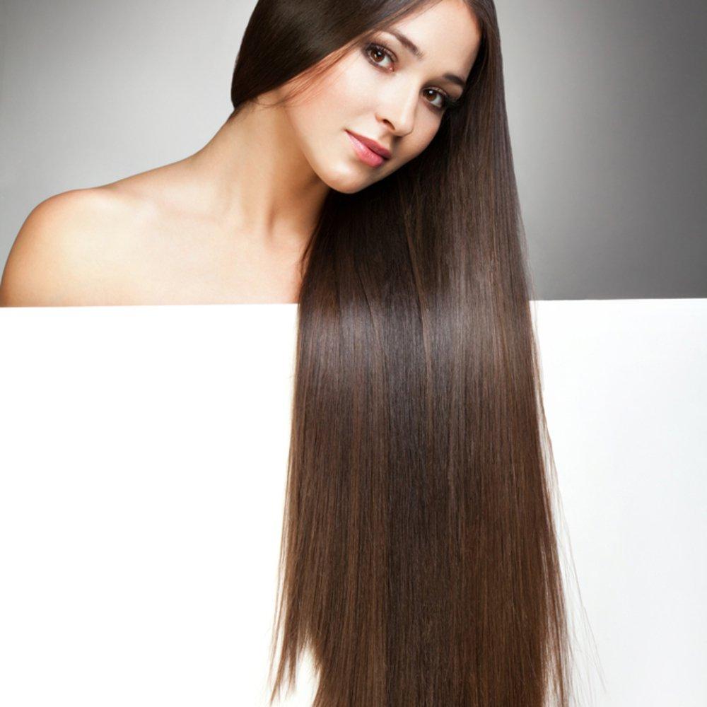 صورة خلطات لتطويل الشعر في يومين , وصفه لتطويل الشعر