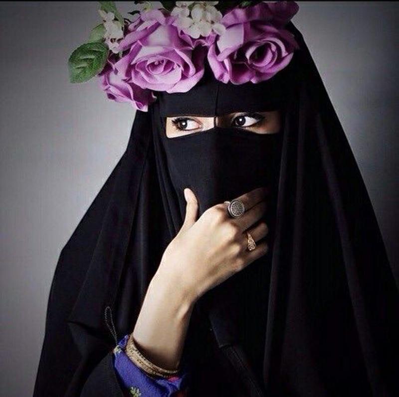 صورة بنات سعوديات , خلفيات بنات منتقبات من السعودية