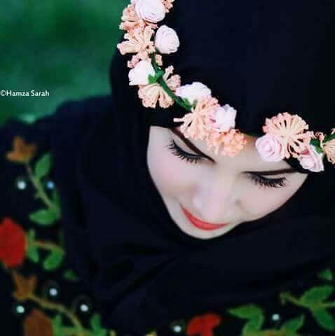 صور محجبات اجمد رمزيات بنات محجبة واتساب عيون الرومانسية