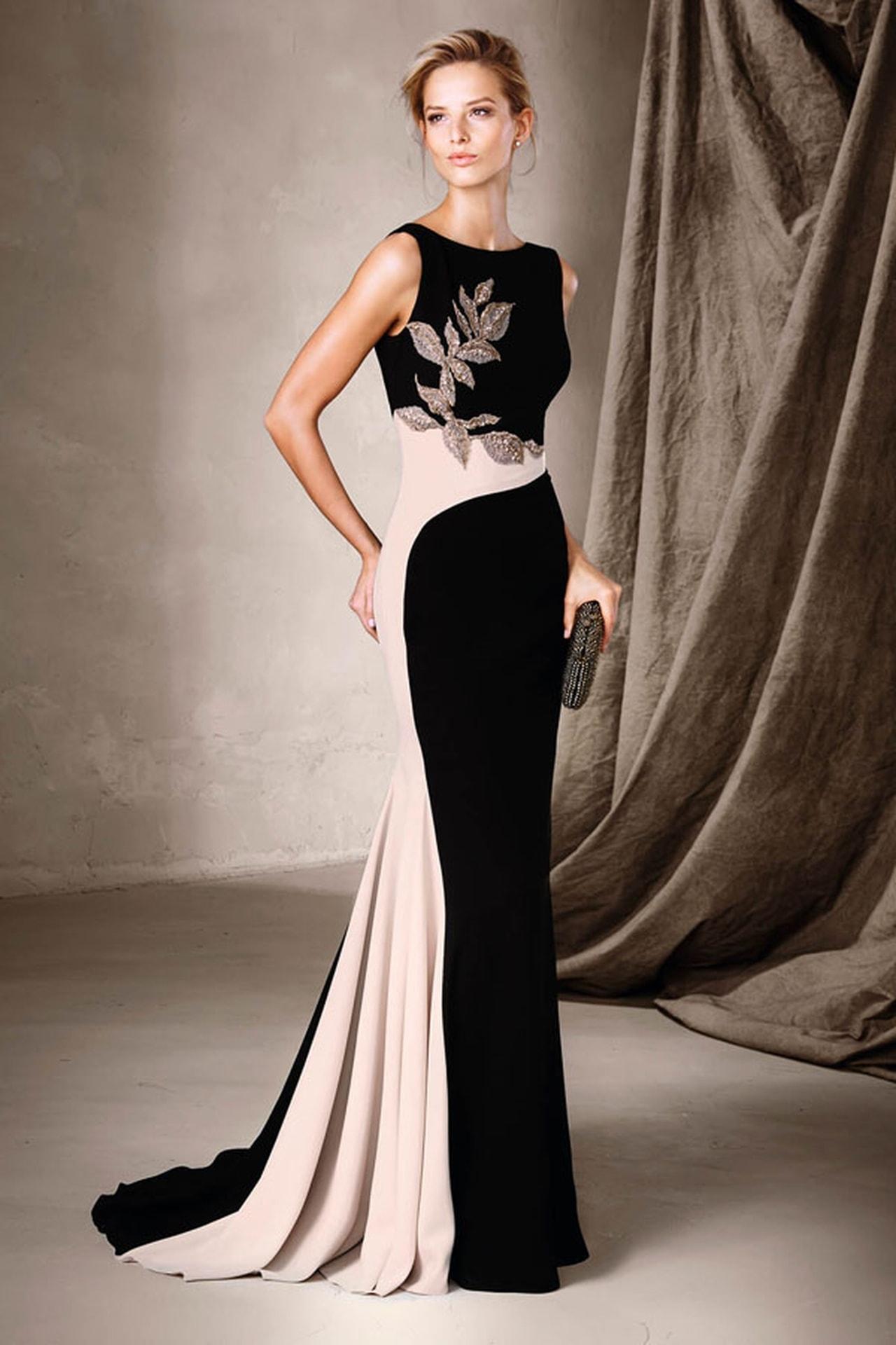 bdc00079a احدث موديلات الفساتين , تصاميم جديدة للفساتين - عيون الرومانسية