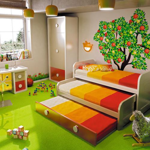 بالصور صور غرف نوم اطفال , احلي صور ديكورات لغرف الاطفال 1693 1