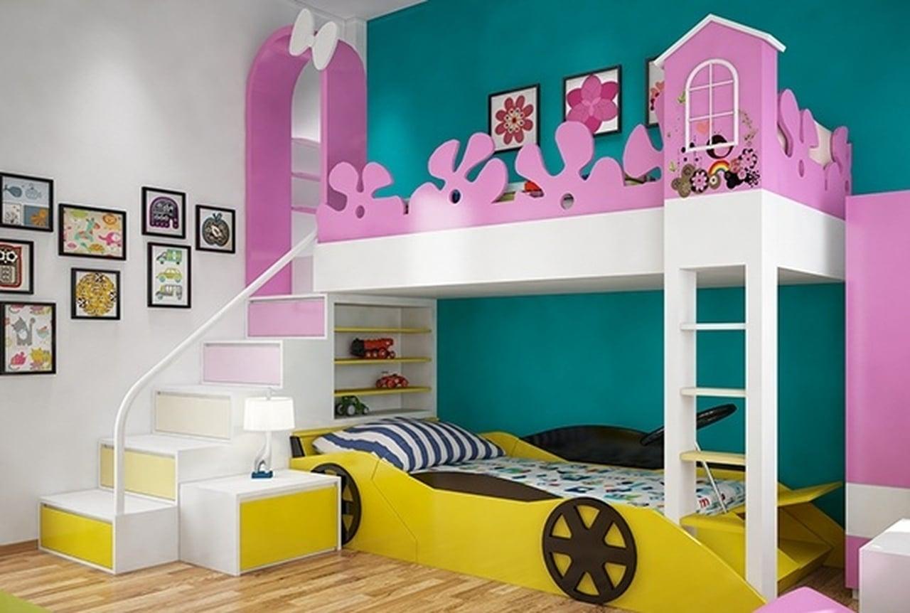 بالصور صور غرف نوم اطفال , احلي صور ديكورات لغرف الاطفال 1693 2