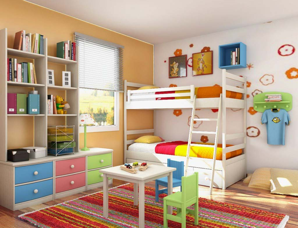 بالصور صور غرف نوم اطفال , احلي صور ديكورات لغرف الاطفال 1693 4