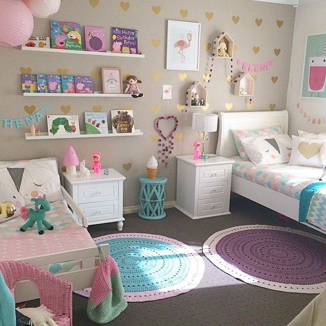 بالصور صور غرف نوم اطفال , احلي صور ديكورات لغرف الاطفال 1693 5