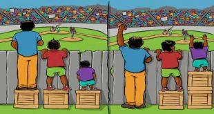 صوره الفرق بين العدل والمساواة , معرفه الفرق بين العدل والمساواه