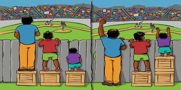 بالصور الفرق بين العدل والمساواة , معرفه الفرق بين العدل والمساواه 3759