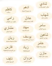 صورة اسماء اولاد مميزه , اجمل اسامي اولاد