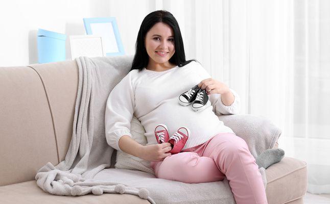 بالصور كيف اعرف اني حامل بتوام , ميزي بين الحمل بطفل او بطفلين 3889 1