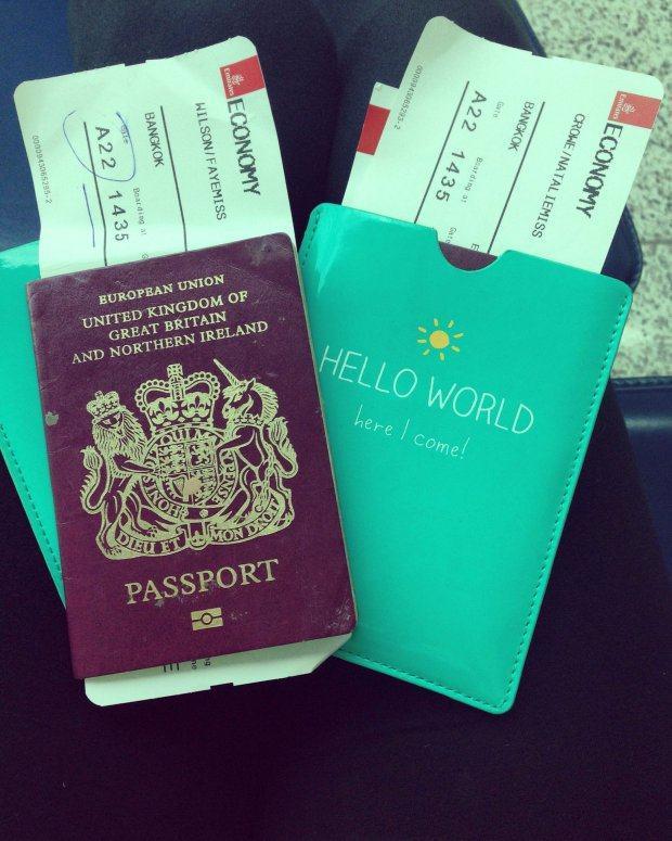 بالصور صور جواز سفر , جوزات سفر متنوعة 4102 3